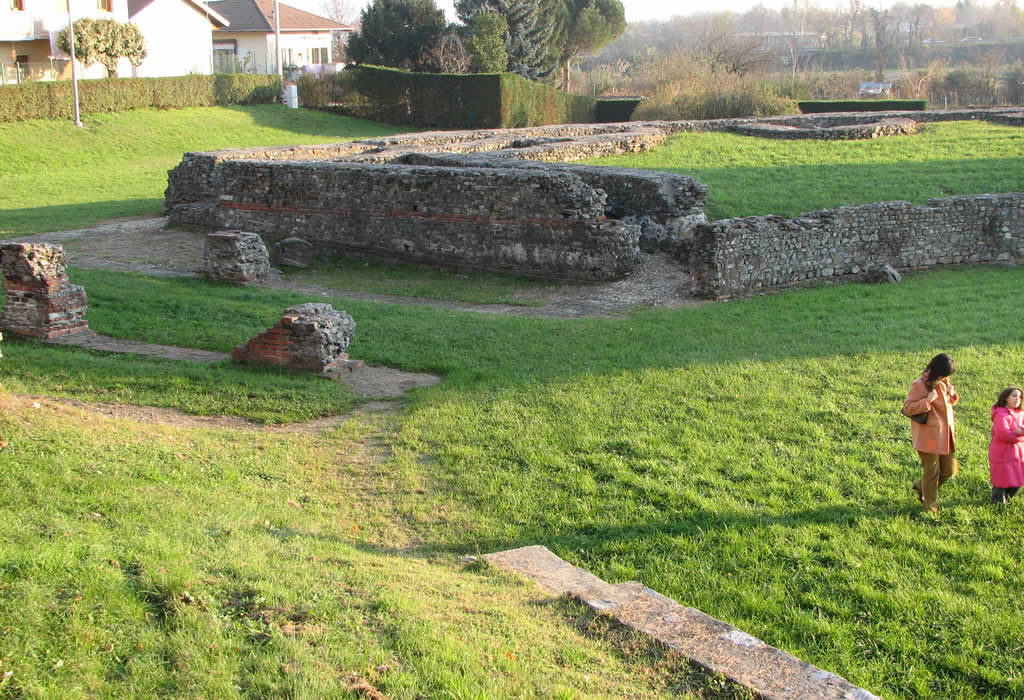 Ivrea anfiteatro romano
