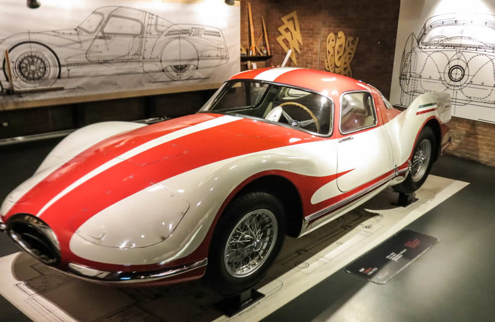 Museo dell'automobile