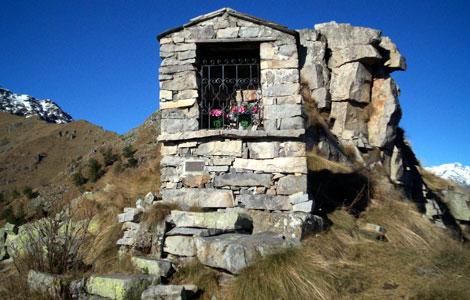Colle della Colma - Monte Becco