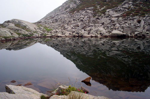 Lago del Rosso