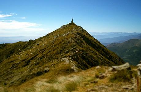 Colma del Mombarone - Punta Tre Vescovi