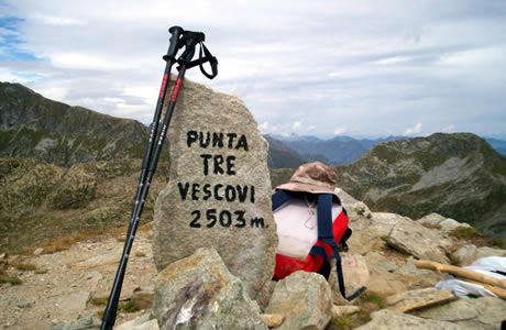 Piedicavallo - Punta Tre Vescovi
