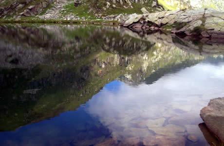 lago Riazzale - Colletto della Bosa